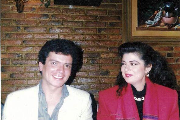 Jaime Garza era uno de los galanes de la época y había participado en te...