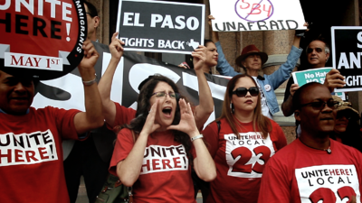 Law SB4, signed by the Texas governor in May, has sparked an intense ide...