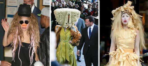 Lady Gaga este año sacó disco, sin embargo, de lo que todo mundo habló f...