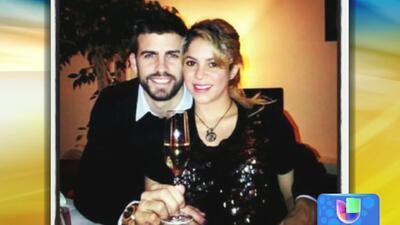 Piqué hizo una promesa a Shakira y la cumplió