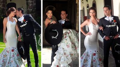 Resumen exclusivo con los mejores momentos de la boda de Ana Patricia y...