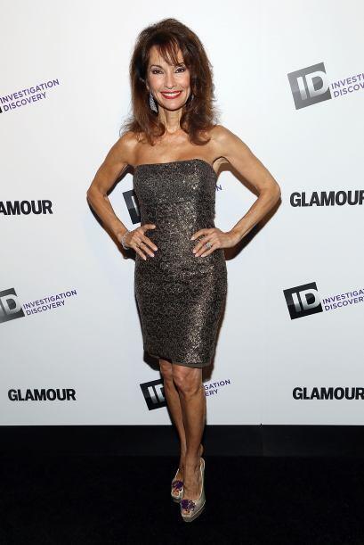 Susan Lucci es considerada la 'Primera Dama del daytime'