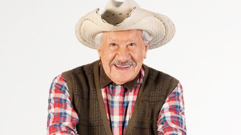 López Tarso se convirtió en el mejor abuelo