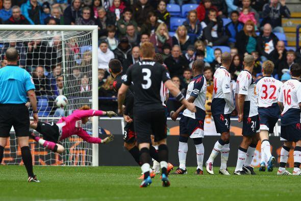 Dempsey sigue siendo de lo mejor en el Fulham, lleva 15 goles y rompió s...