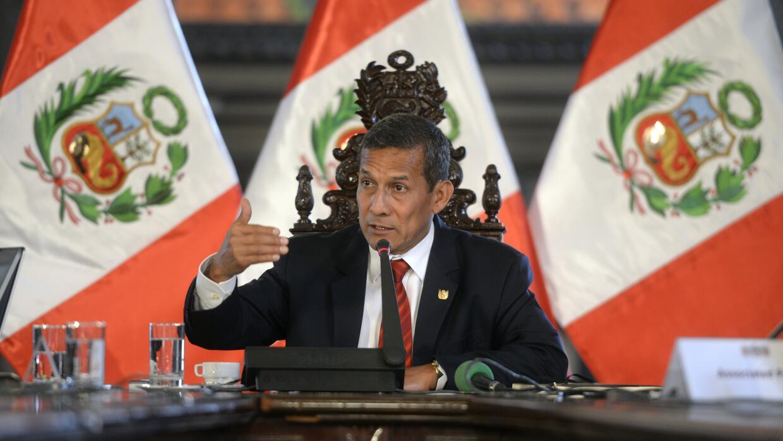 Investigan si Humala recibió un presunto soborno de firma brasileña huma...