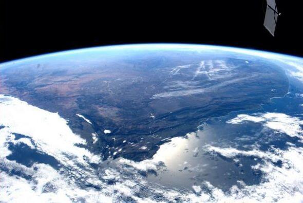 Ciudad del Cabo y casi toda África del Sur. Fotos: @astro_reid