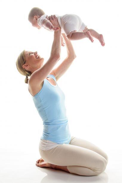Aunque parece que ninguna mujer querrá hacer ejercicio luego de dar a lu...