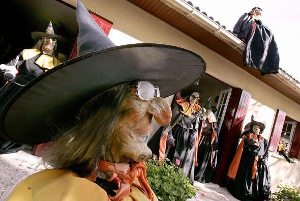 Con el Halloween a la vuelta de la esquina es indispensable que vayas pr...