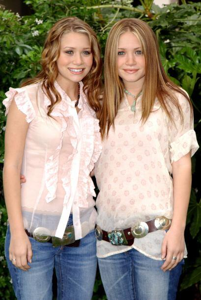 """A los 12 años las gemelas nuevamente protagonizaron una serie llamada """"T..."""