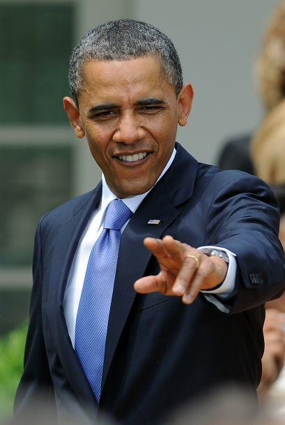 Las palabras de Barack Obama tras la muerte de Osama Bin Laden fueron: '...