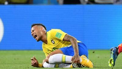 ¡Le pegaron las críticas! ¿Neymar prometió ya no exagerar cada vez que lo tocan?
