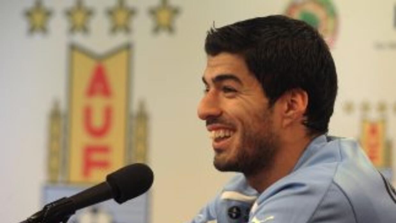 El atacante charrúa no cierra la posibilidad de pasar al Madrid, aunque...