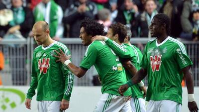 Saint-Etienne 2 - Lille 0