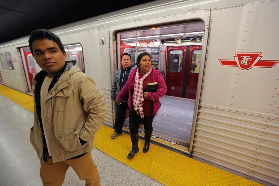 Refugiados Hondureños en Canadá