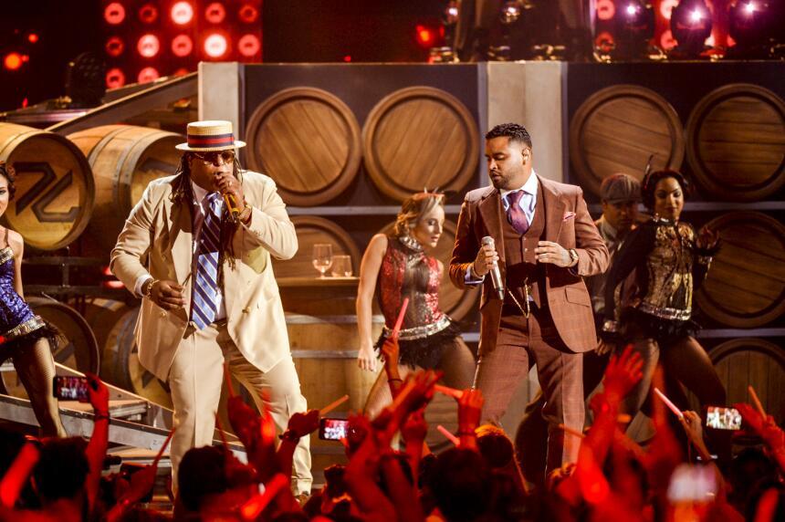 Zion y Lennox encienden el escenario con la fuerza de nuevo sencillo 'Em...