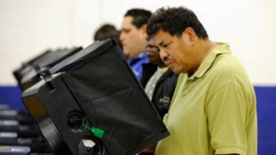 De espera que este año participen 12.2 millones de votantes latinos, cif...