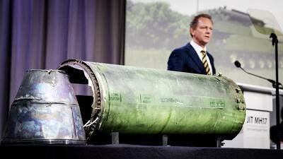 Concluye investigación: el misil que derribó el vuelo MH17 sobre Ucrania con 298 personas a bordo provino de una brigada rusa