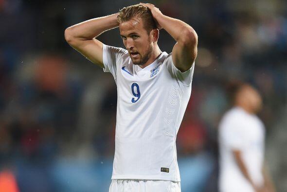 El delantero revelación de la temporada en la Premier League, Harry Kane...