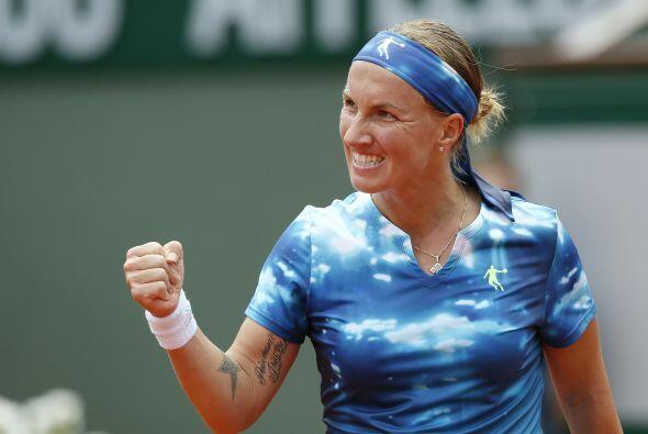 Svetlana Kuznetsova, quien será la rival de Serena, dio la sorpre...