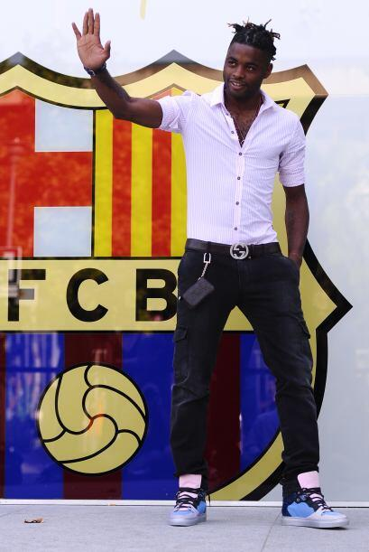 El volante camerunés decidió aceptar la oferta barcelonista para dejar a...