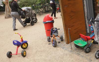 Preocupación por un brote de sarna en un centro de cuidado infantil en e...