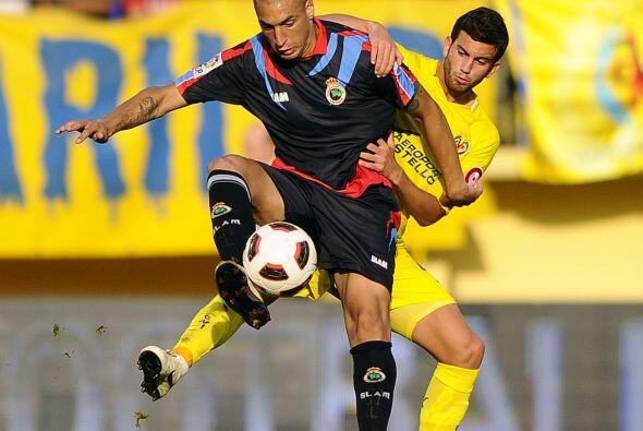 El Villarreal hizo de las suyas recibiendo en su estadio al Hércules.