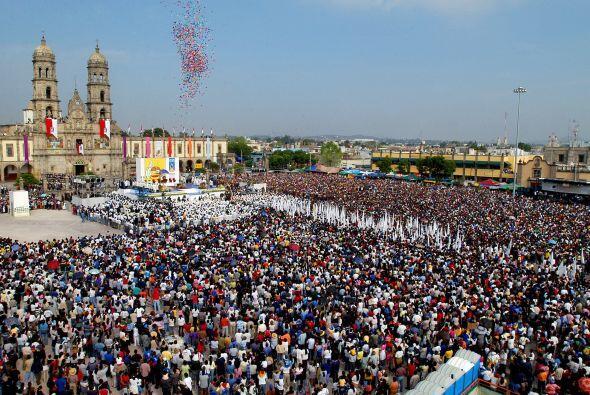 Las fiestas de Octubre en Guadalajara son de las preferidas. Las festivi...