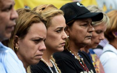 Oposición venezolana responsabiliza a Nicolás Maduro de lo que pueda suc...