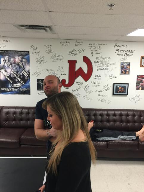 Jackson Wink MMA Academy