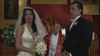 Vecinos | La boda de Silvia