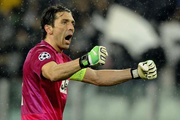 Los jugadores de la 'Vecchia Signora' sabían que era cuestión de minutos...