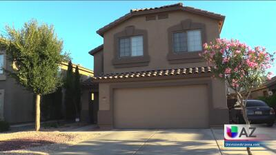 Familia de Arizona denuncia a un grupo de estafadores que pretendían desalojarlos argumentando que eran los nuevos dueños de la propiedad