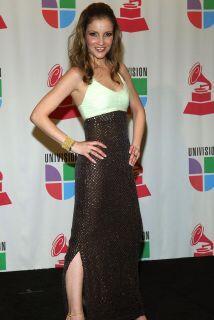 La actriz mexicanaKarla Álvarez.