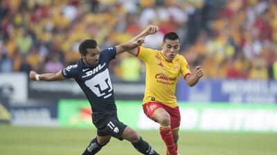 Cómo ver Morelia vs Pumas en vivo, por la Liga MX