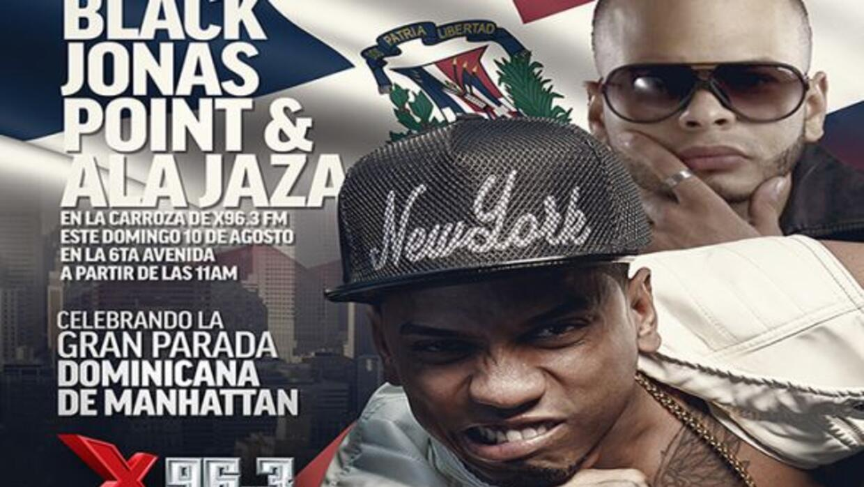 Black Jonas Point & Ala Jaza