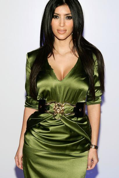 Kardashian nunca quiso saber nada al respecto, pero seguramente varias f...