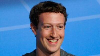 El cofundador y consejero delegado de Facebook, Mark Zuckerberg.