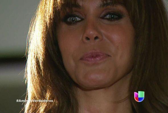 Bruna quiere reconquistar a Carlos, así que se valdrá de sus encantos pa...