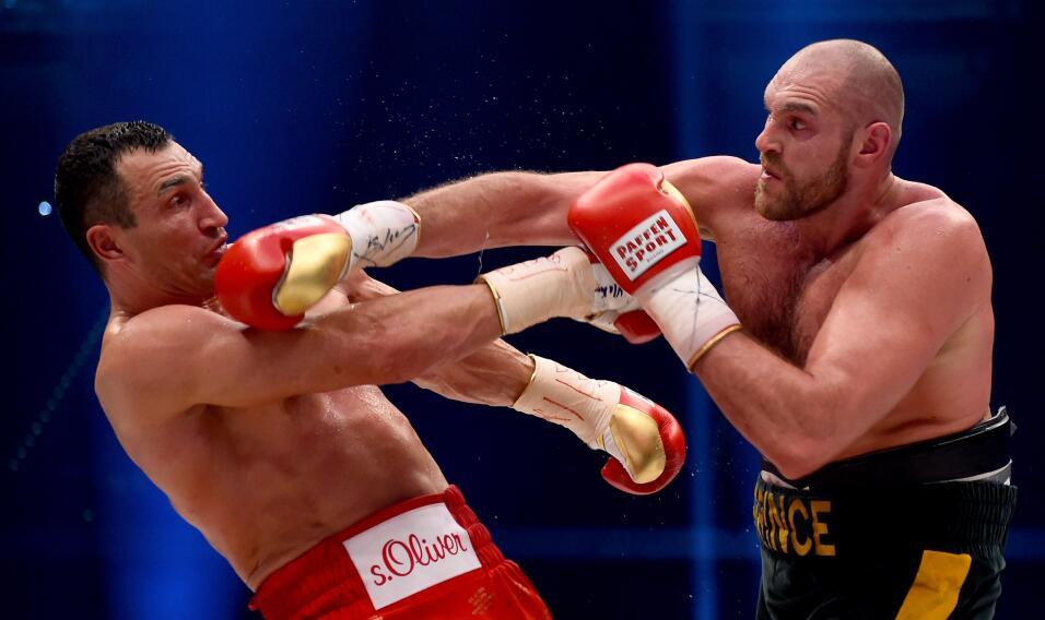 Tyson Fury podría recuperar su licencia en enero GettyImages-499082592.jpg