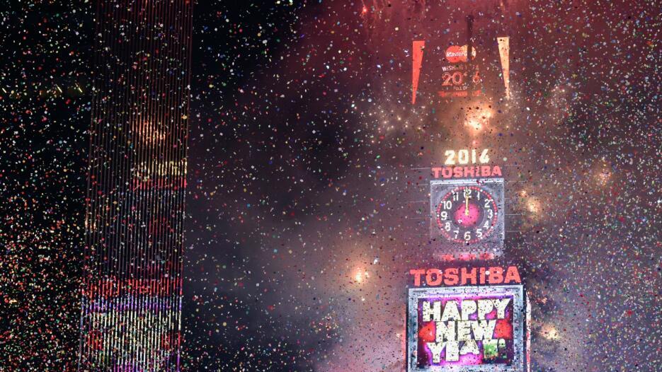 Año Nuevo 2016 en el mundo, Galavisión