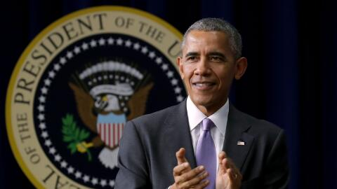 Obama enumeró su legado en su despedida en Chicago.