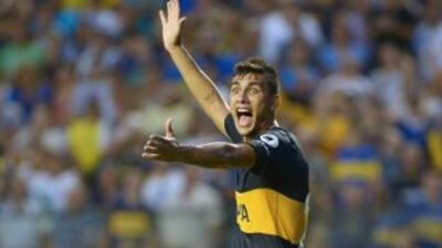 Boca sigue sin levantar cabeza, tras la derrota ante Toluca por la Liber...