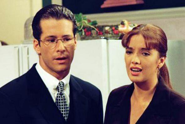 En esta historia se robó el amor de Fernando tanto en la telenovela como...