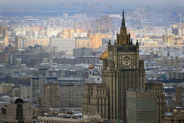 5. Moscú.- Los precios inmobiliarios de Moscú se elevaron 10.2%. Un loft...