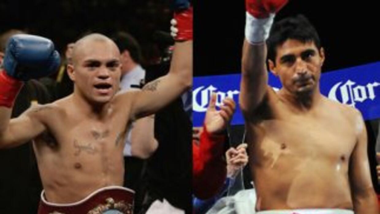 Jorge Barrios y Erik Morales pelearán el 17 de septiembre.