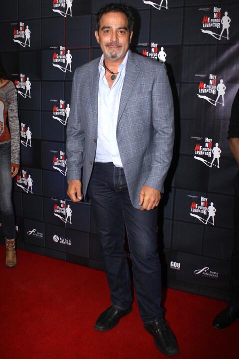 Omar Fierro está de regreso en las telenovelas, recuerda su traye...