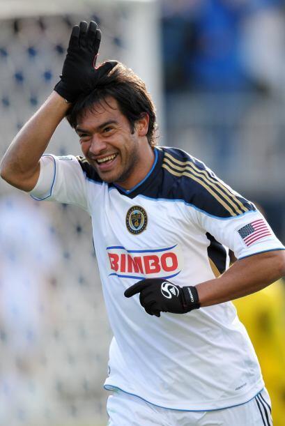 """Carlos """"El Pescadito"""" Ruiz hizo el gol del triunfo para el Union que ma..."""