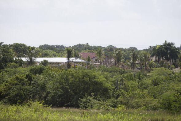 Hace varios días se comenzaron a construir varias estructuras.