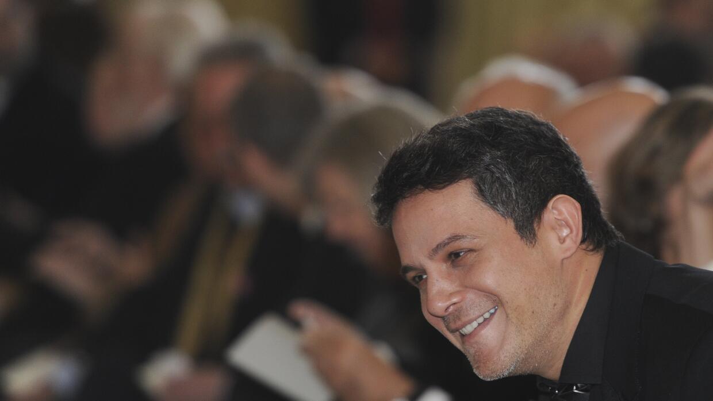 Ismael Cala: 'Eso no se hace' GettyImages-Alejandro-Sanz.jpg