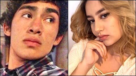 Brian Fernández, de 21 años, y Olivia Hannah Gonzál...